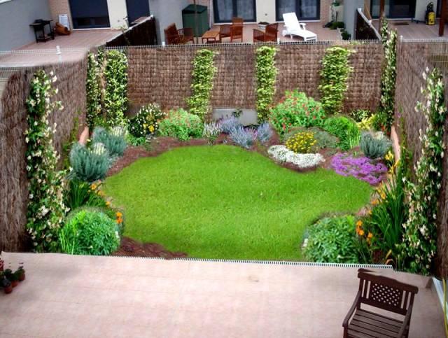 Productos que est n de moda para los que buscan nuevas - Suelos para jardines pequenos ...